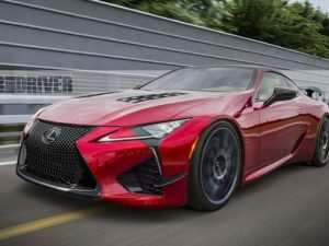 92 The Lexus Lc F 2020 Release Date and Concept