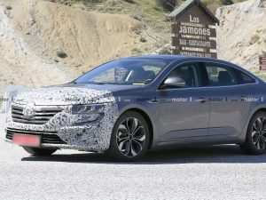 92 The Renault Talisman 2020 Release