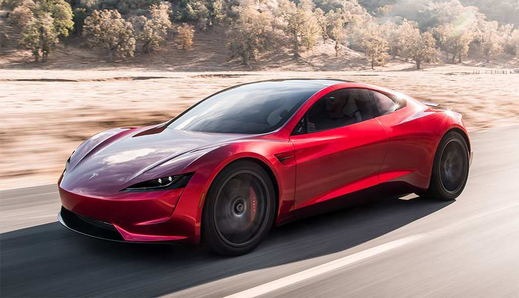 92 The Tesla By 2020 Photos