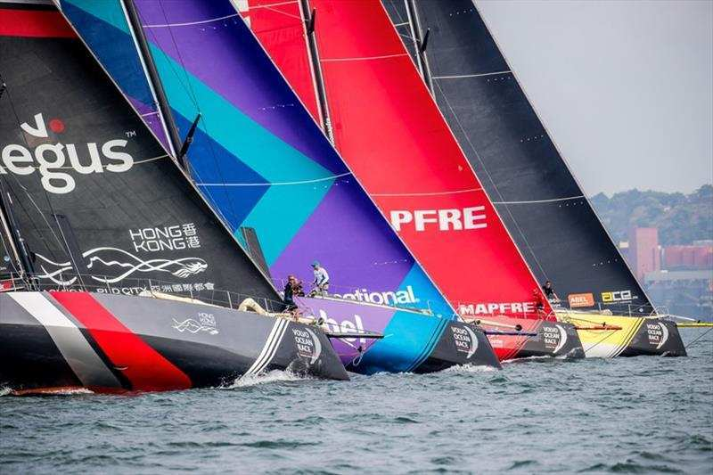 92 The Volvo Ocean Race 2019 Picture