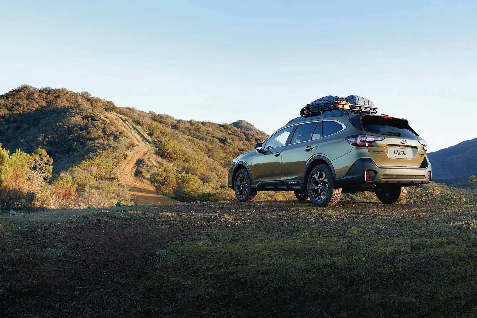 92 The When Does The 2020 Subaru Outback Go On Sale Rumors