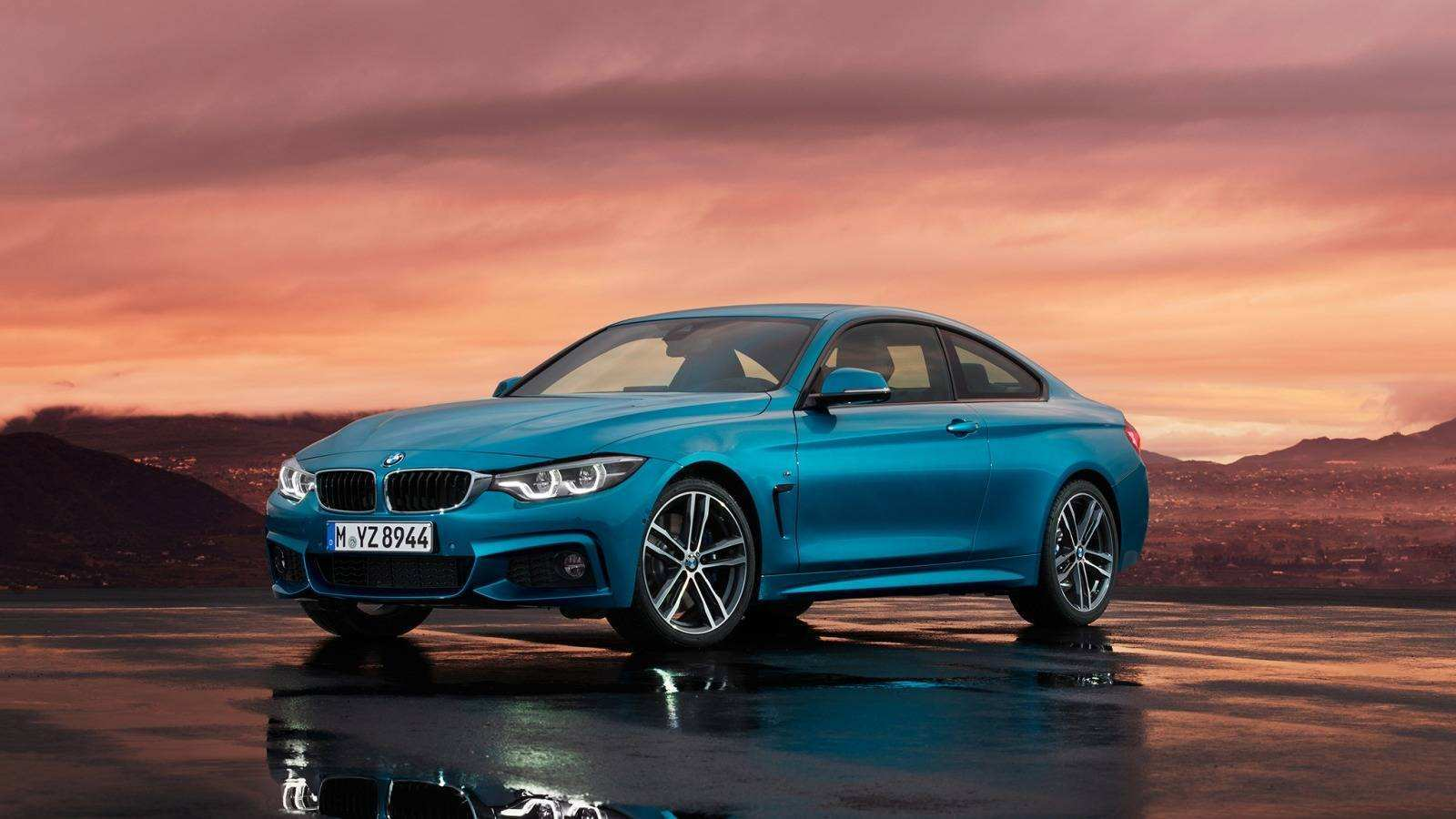 93 A 2019 4 Series Bmw History