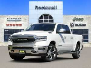 93 A 2019 Dodge 1500 Longhorn Exterior and Interior