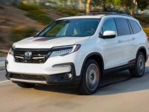 93 A 2019 Honda Pilot Price and Release date