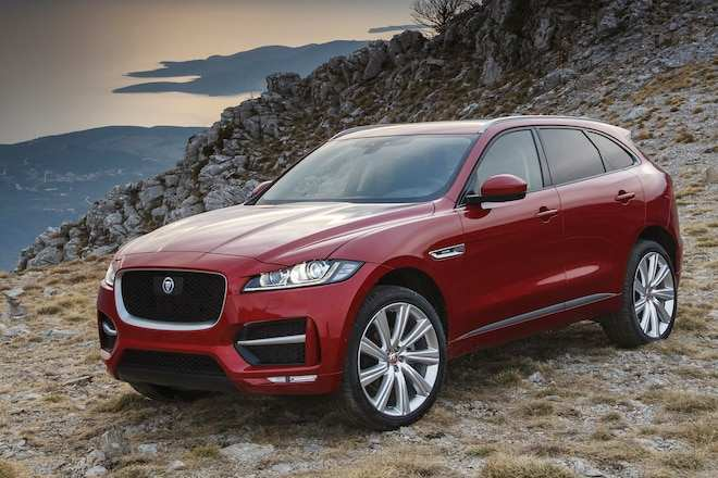 93 A 2019 Jaguar F Pace Changes Redesign And Concept