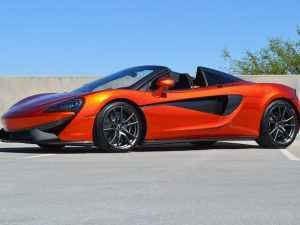 93 A 2019 Mclaren 570S Spider Redesign and Concept