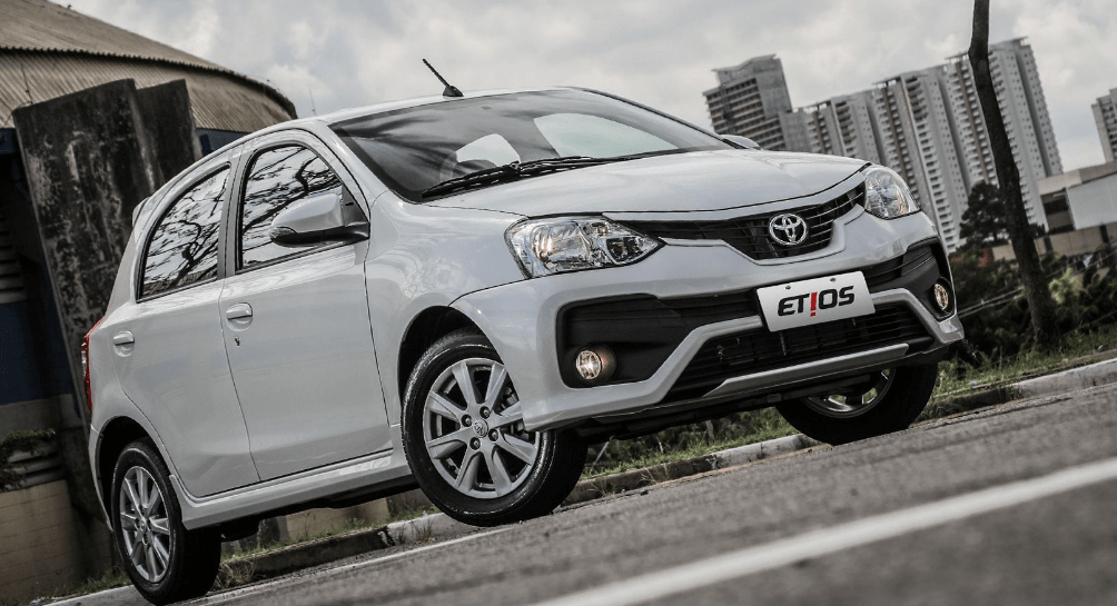 93 A 2019 Toyota Etios Picture