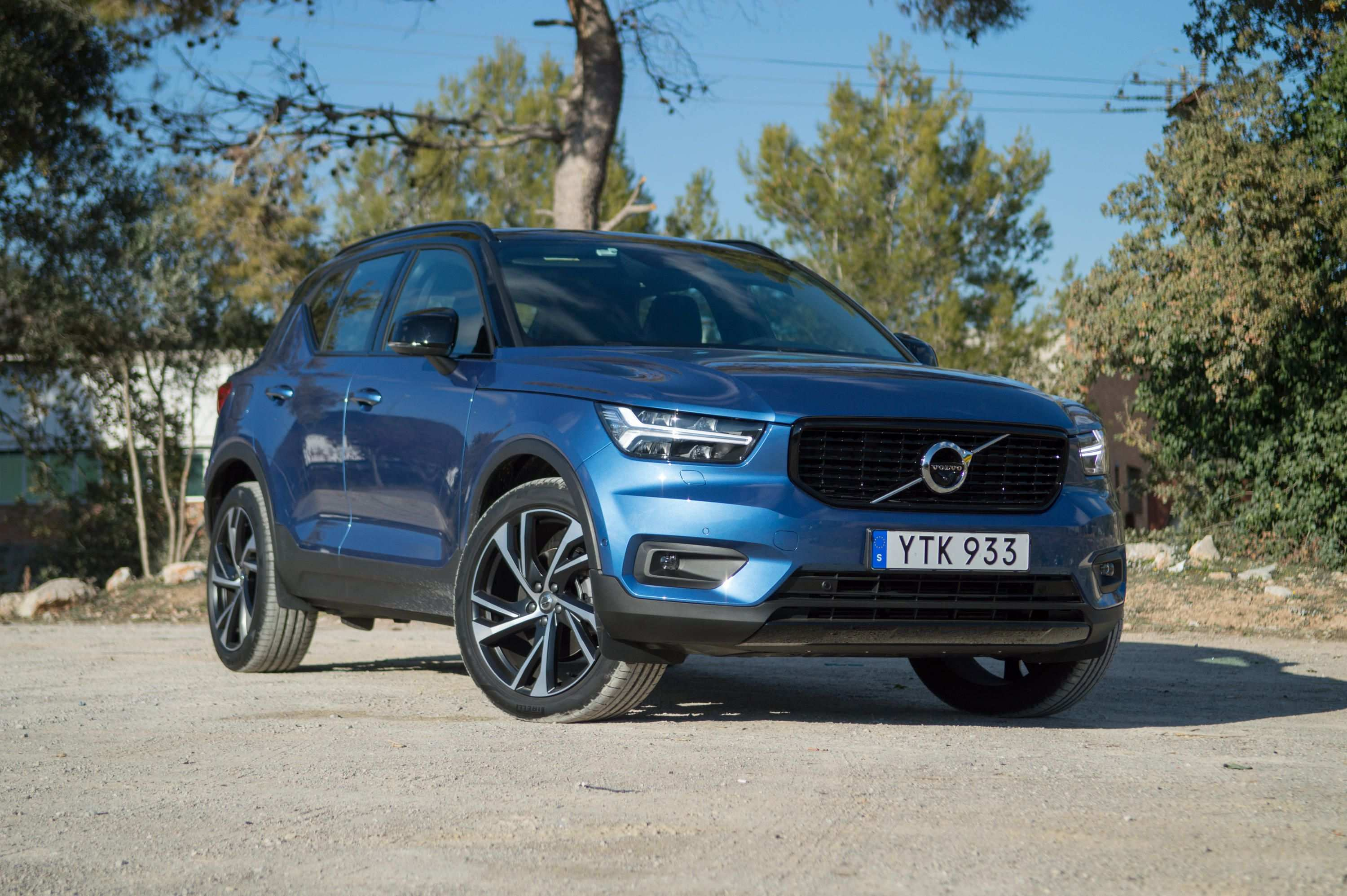 93 A 2019 Volvo Xc40 Gas Mileage Price