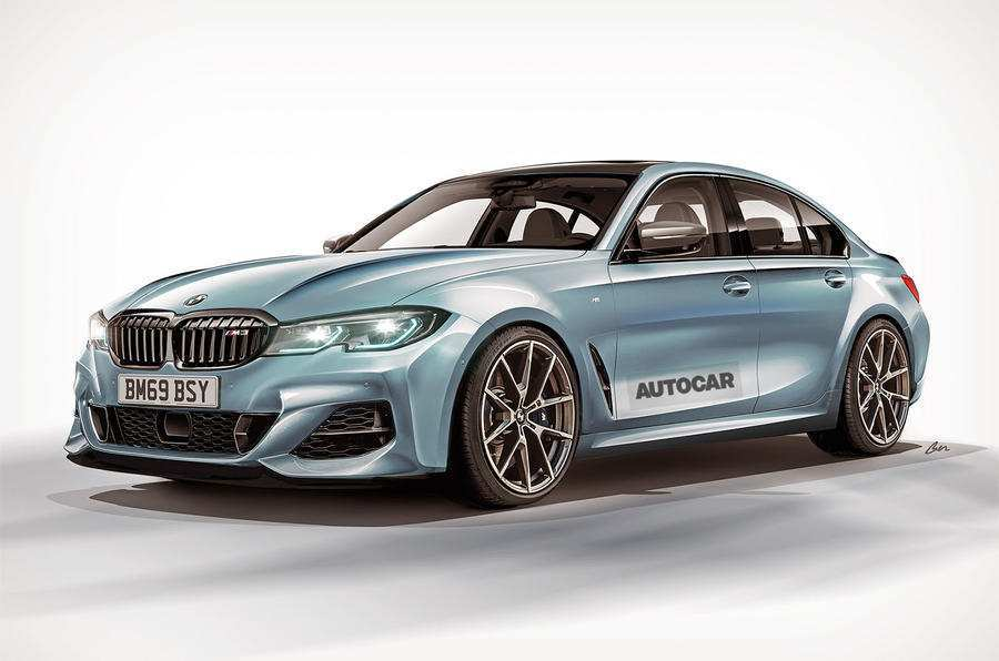 93 A 2020 BMW M3 Price Rumors