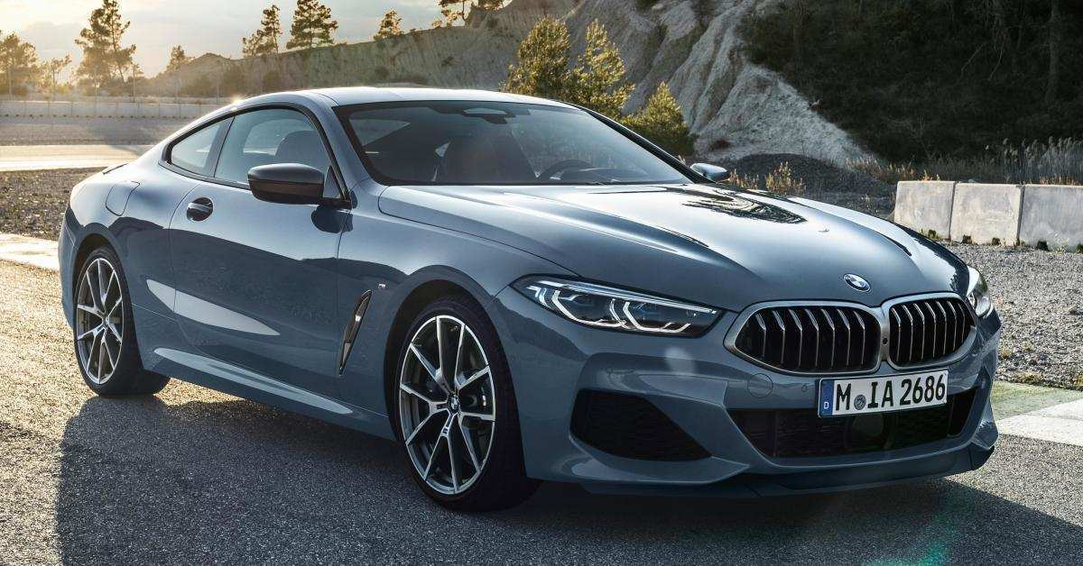 93 A 2020 Bmw 850I Release Date And Concept