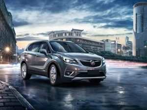 93 A 2020 Buick Envision Release Date History