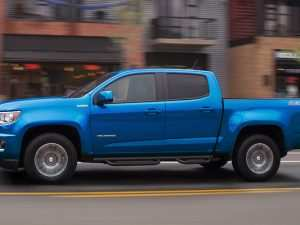 93 A 2020 Chevrolet Colorado Updates New Model and Performance