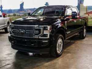 93 A 2020 Ford Super Duty Release Date and Concept