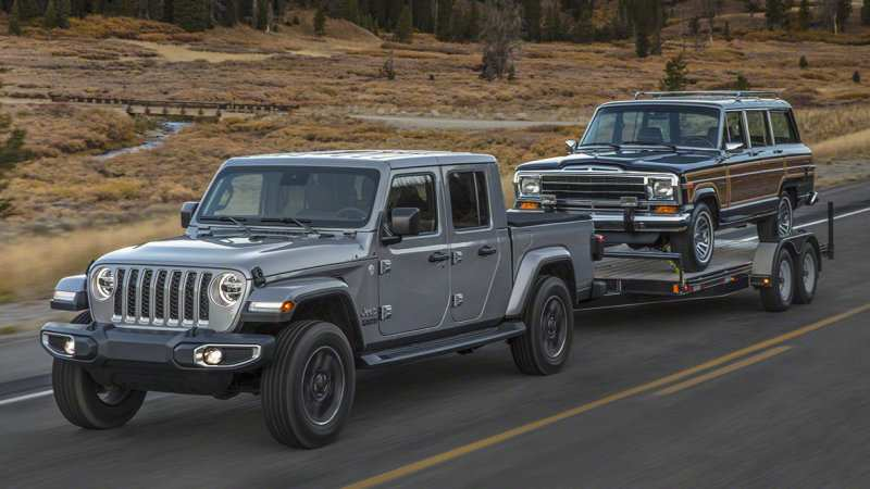 93 A 2020 Jeep Gladiator Mpg New Concept