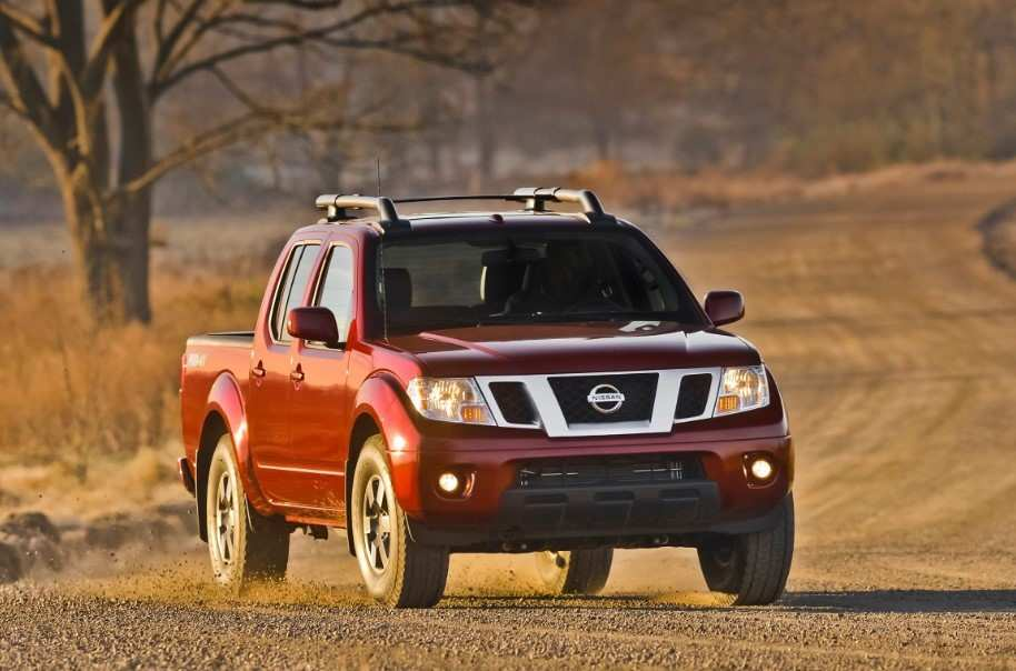 93 A 2020 Nissan Frontier Release Date Price And Release Date
