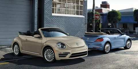 93 A 2020 Volkswagen Beetle First Drive