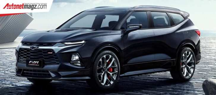 93 A All New Chevrolet Trax 2020 Exterior And Interior
