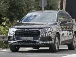 93 A Audi Q7 2020 Interior Rumors