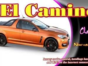 93 A Chevrolet El Camino Ss 2020 New Model and Performance