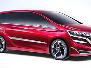 93 A Honda Odyssey 2020 Japan Picture