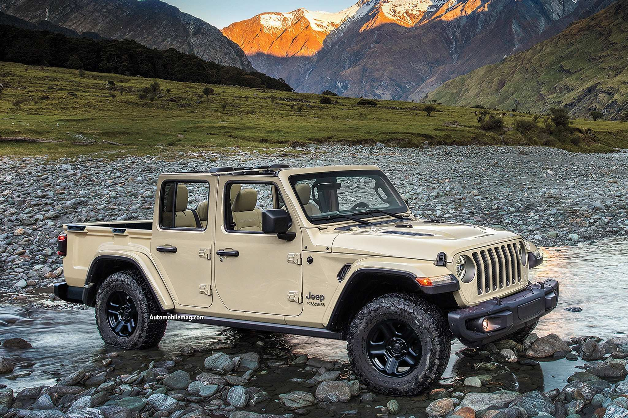 93 A Jeep Scrambler 2020 Specs and Review
