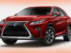 93 A Lexus Rx 450H 2020 Release Date and Concept