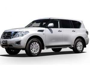 93 A New Nissan Patrol 2019 Configurations