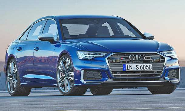 93 All New 2019 Audi Rs4 Usa Release