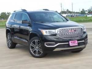 93 All New 2019 Gmc Acadia Sport New Concept