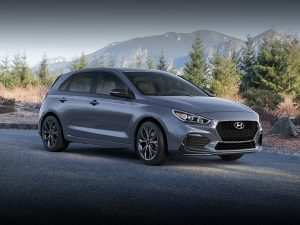 93 All New 2019 Hyundai Elantra Gt Model