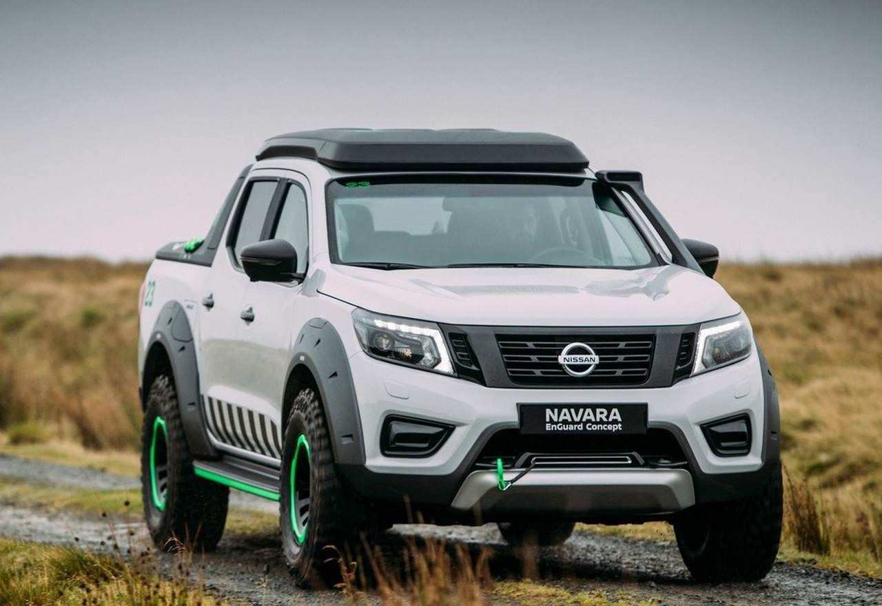 93 All New 2019 Nissan Frontier Release Date Performance