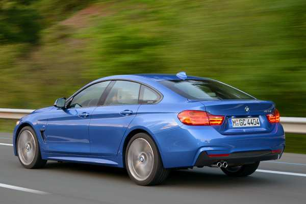 93 All New 2020 Bmw 4 Series Gran Coupe Engine