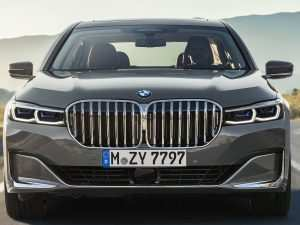 93 All New 2020 Bmw 760Li Speed Test