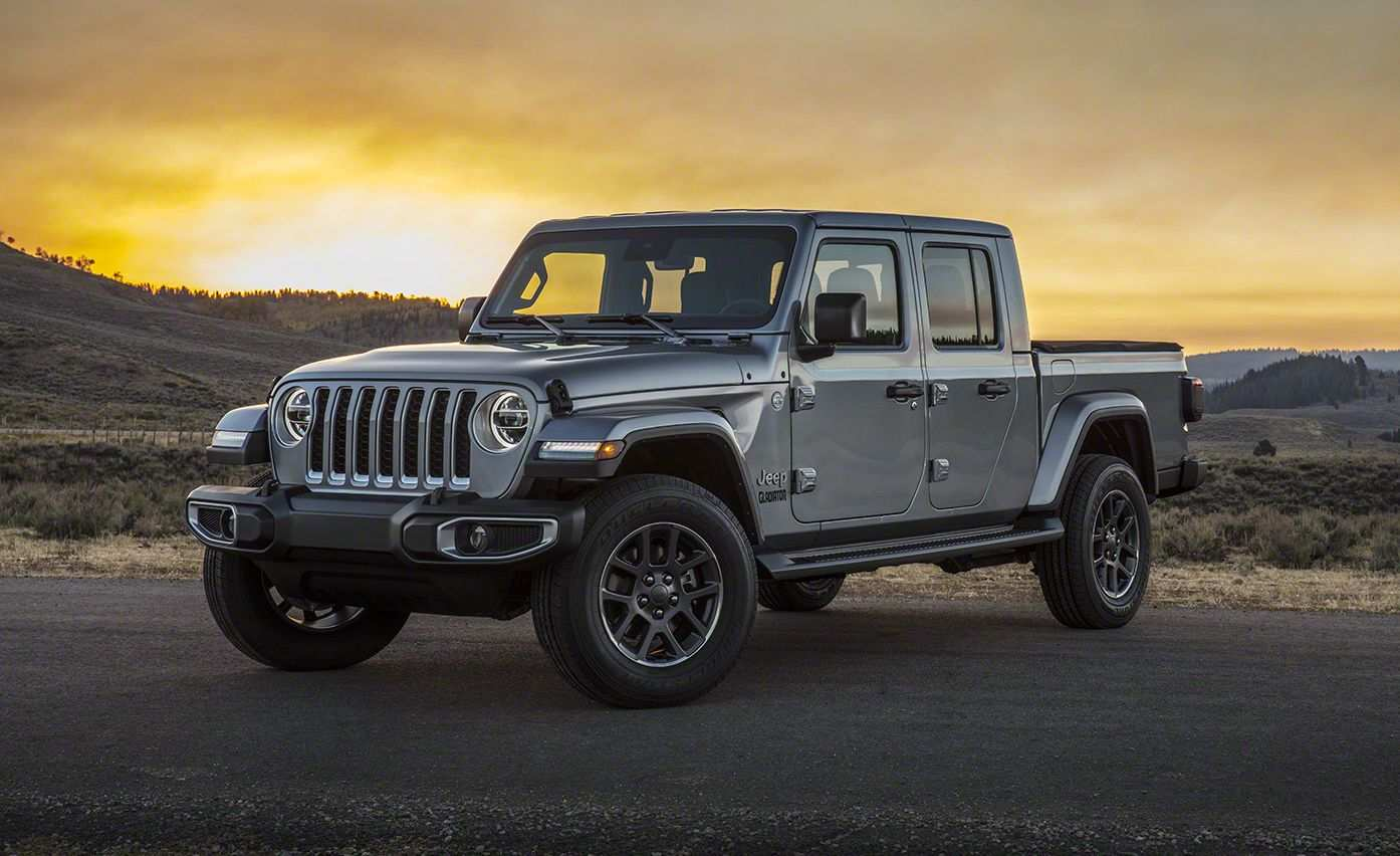 93 All New 2020 Jeep Gladiator Lifted Release Date
