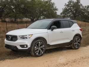 93 All New 2020 Volvo Xc40 Plug In Hybrid Picture