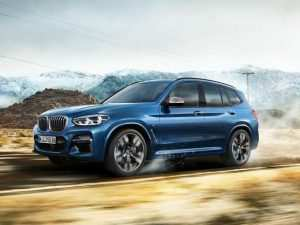 93 All New Bmw X 2019 Performance and New Engine