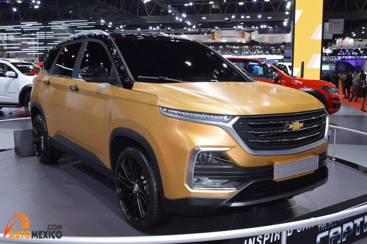 93 All New Chevrolet Mexico 2020 Concept And Review