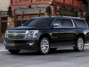 93 All New Chevrolet Suburban 2020 New Review