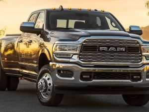 93 All New Dodge Ram 3500 Diesel 2020 Concept