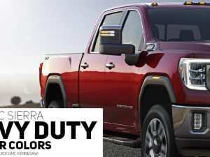 93 All New Gmc Truck Colors 2020 Overview