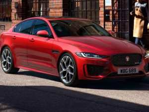 93 All New New Jaguar Xf 2020 Exterior