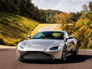 2019 Aston Martin Vantage Review