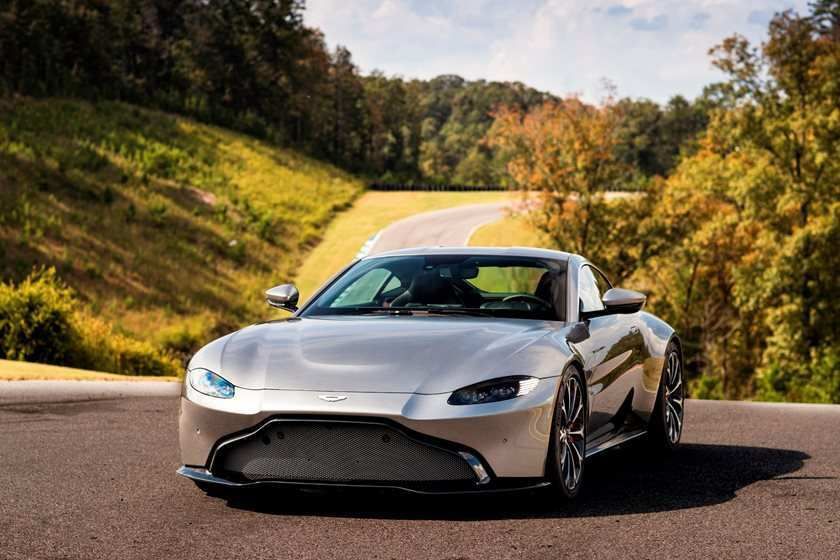 93 Best 2019 Aston Martin Vantage Review Specs And Review