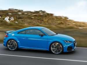 93 Best 2019 Audi Tt Rs New Model and Performance