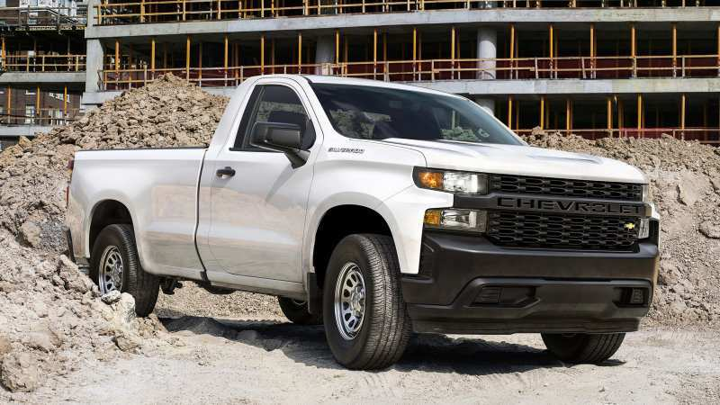 93 Best 2019 Gmc Regular Cab Price And Release Date