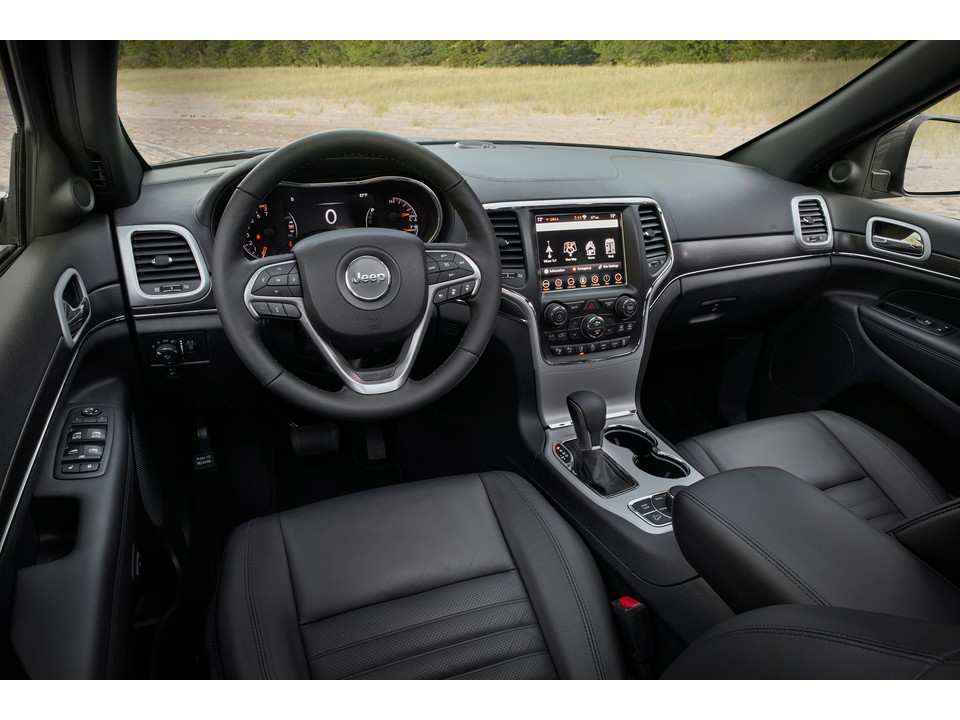 93 Best 2019 Jeep Grand Cherokee Interior Style