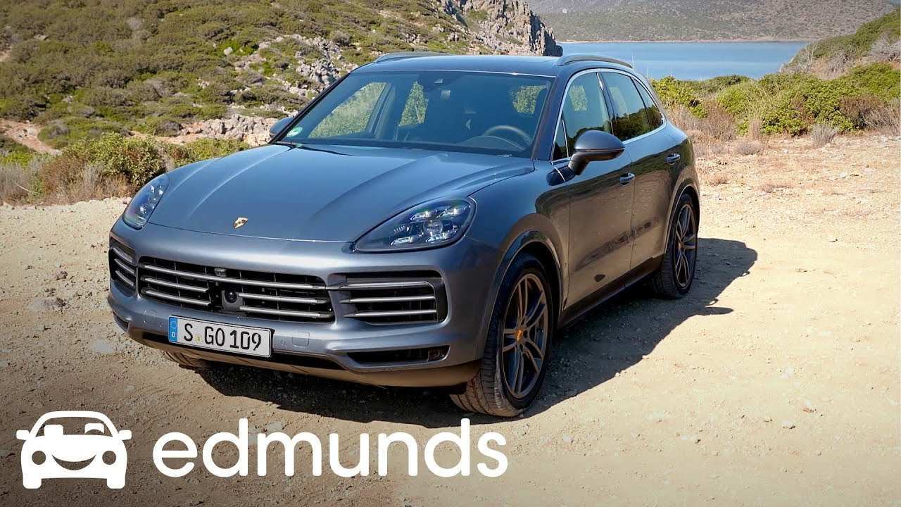 93 Best 2019 Porsche Cayenne Turbo Review Model