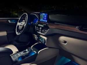 93 Best 2020 Ford Escape Interior New Review