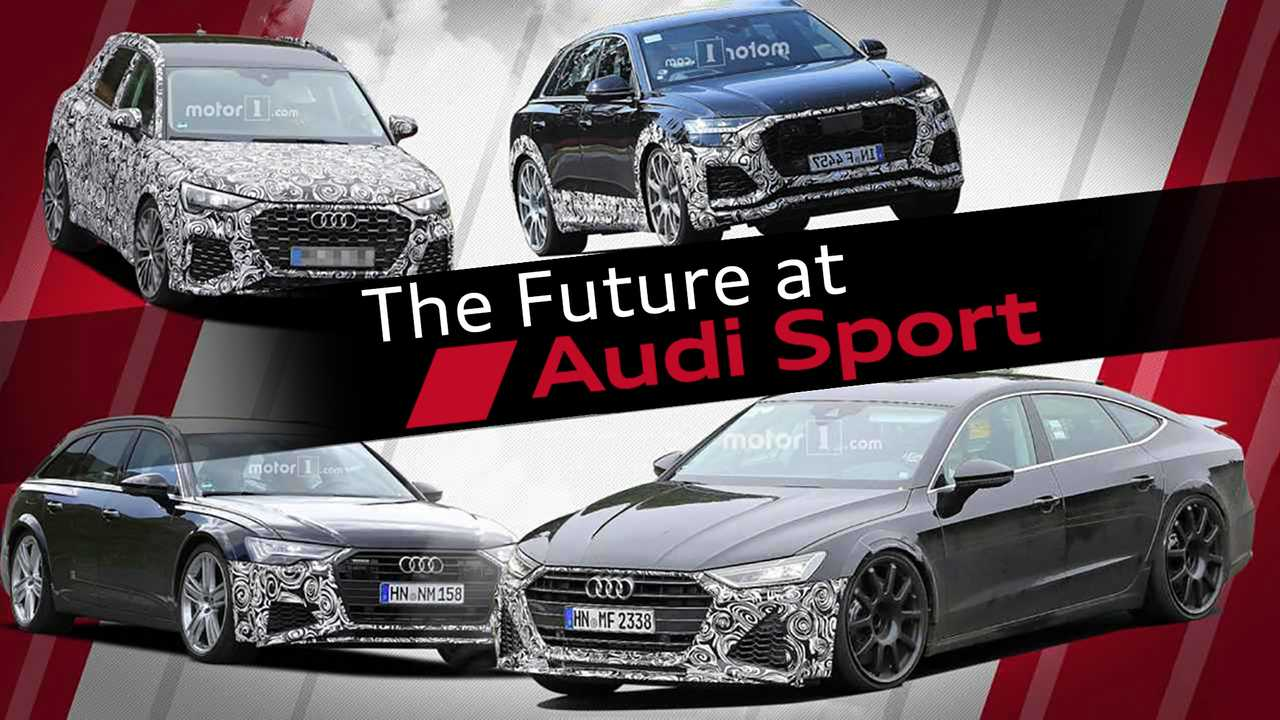 93 Best Audi Models 2020 Performance