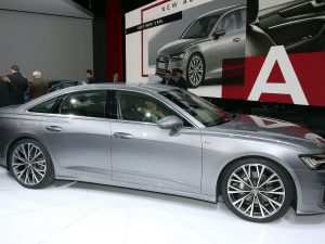 93 New 2019 Audi A6 Release Date Usa Specs